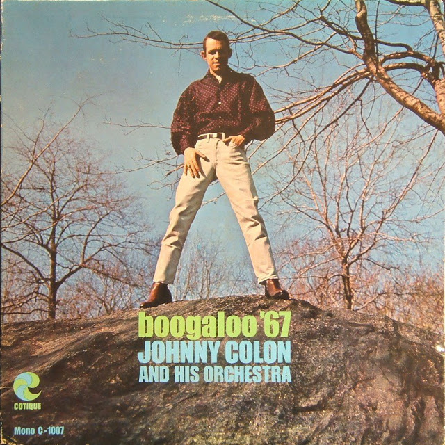 Boogaloo 67 Johnny Colon