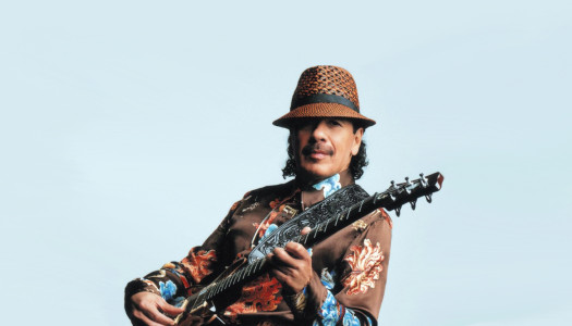 The Universal Tone of Carlos Santana