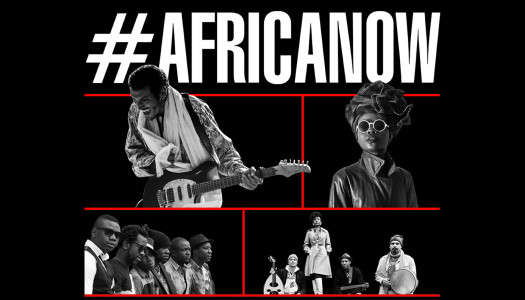 AFRICA NOW at The Apollo in Harlem (3.26.16)