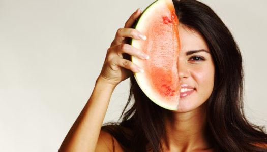 Easy Watermelon Juicy Facials