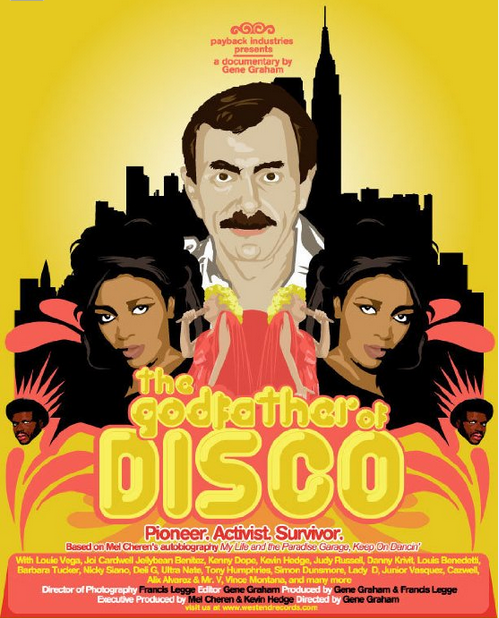 the godfather of disco mel cheren