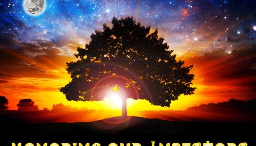HONORING OUR ANCESTORS OUTDOOR CELEBRATION (6.11.16)