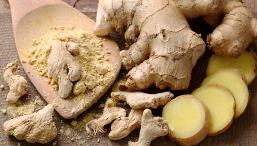 Ginger: The Oil of Empowerment
