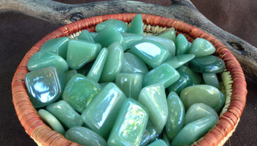 Prosperity and Opportunity with Green Aventurine