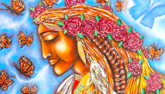 Pachamama, the Goddess of the Elements