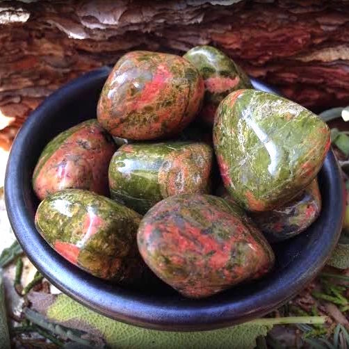 Everything_Soulful_Unakite_Tumbled_4