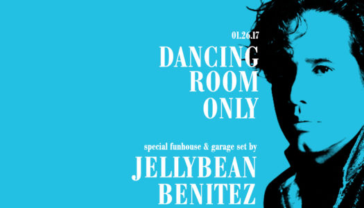 Dancing Room Only: Guests Jellybean Benitez, David Paglia + Resident Rissa Garcia (1.26.17)