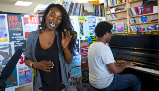 Buika: NPR Music Tiny Desk Concert