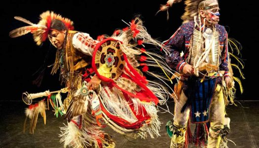 Thunderbird American Indian Dancers in Concert at Theater for the New City