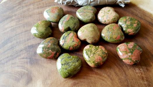 The Stone of Healing: Unakite