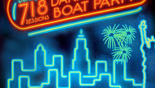 718 Sessions Boat Party on Circle Line [6.25.17]