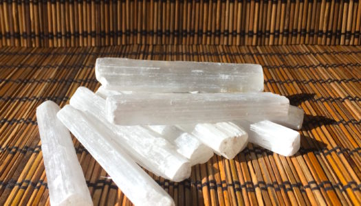 Selenite: Clarity and Awareness